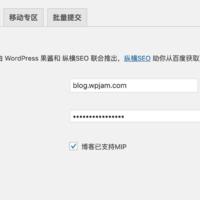 WPJAM Basic 扩展:百度龙虎大战做庄站长