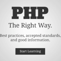 PHP 之道(PHP: The Right Way):书写更好的 PHP 代码