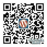 WordPressJAM 微信公众号二维码