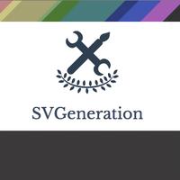 使用 SVGeneration 生成 SVG 格式的背景图片