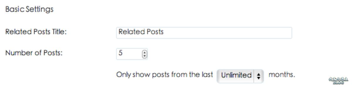 WordPress 相关日志插件基本设置
