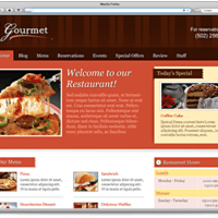 6个最佳用于餐厅,咖啡厅,美食的 WordPress 主题