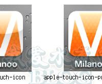 """自定义网站在 iPhone 上的""""添加至主屏幕""""的图标"""