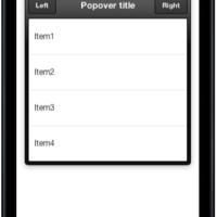 Ratchet:使用 HTML,JS,CSS 创建 iPhone App 原型