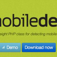 Mobile Detect:移动设备(手机和平板)检测的 PHP 类库