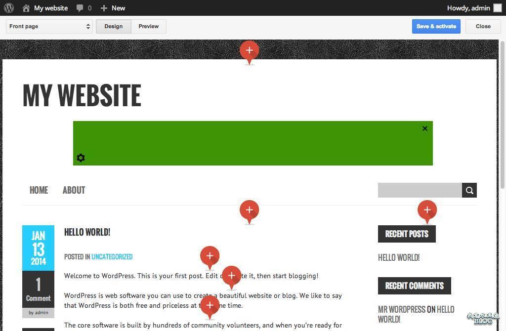 Google 发布商 WordPress 插件 -- 插入广告