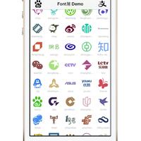 Font屌:中文图标字体(并支持SVG格式)