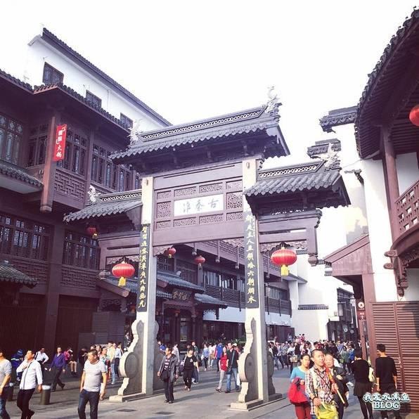 南京秦淮河