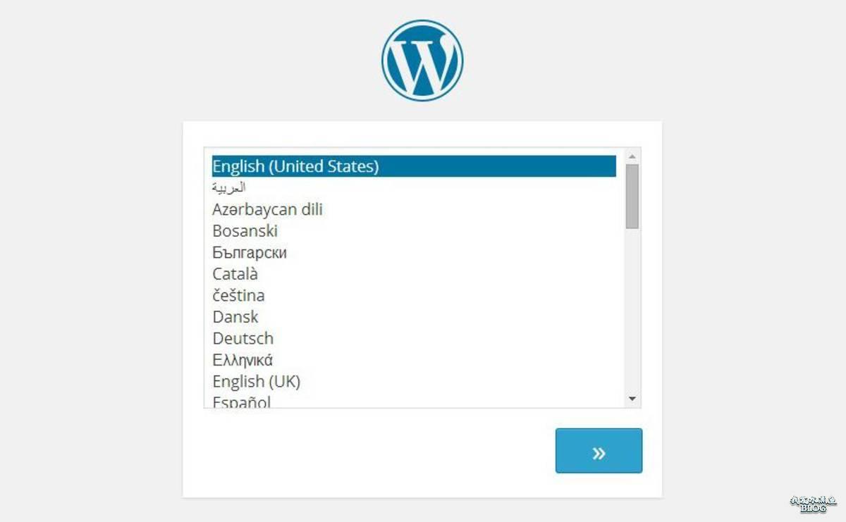 安装时候语言选择