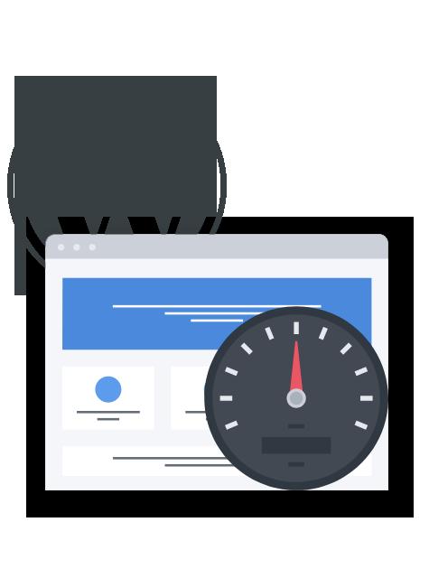 为什么要进行网站加速优化?