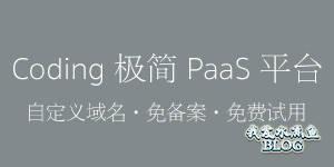 Coding PaaS 平台自定义域名正式开放!